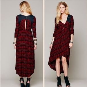 Free People | New Romantics Lilani wrap dress